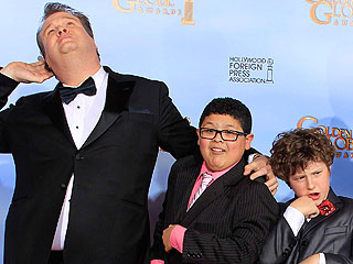 Eric Stonestreet, Aaron Paul and More React to the 2013 Emmy Nominations | Aaron Paul, Eric Stonestreet, Rico Rodriguez