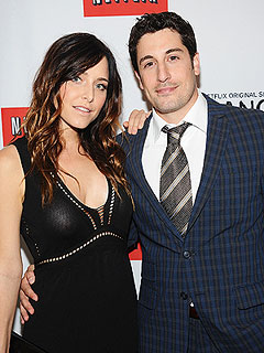 Jason Biggs Jenny Mollen Welcome Son Sid