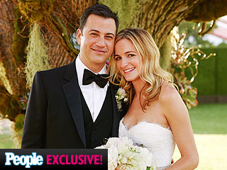 See Jimmy Kimmel's Official Wedding Photo! | Jimmy Kimmel