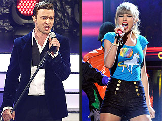 Justin Timberlake Leads MTV VMA Nominations | Justin Timberlake, Taylor Swift