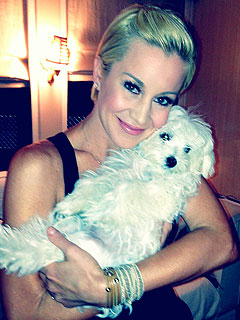 PHOTO: Meet Kellie Pickler's Little 'Peanut' – Her New Dog | Kellie Pickler