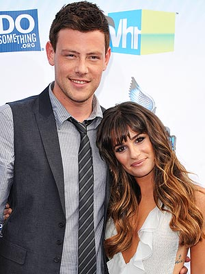 Lea Michele Was with Friends When She Learned Cory Monteith Died