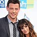 Lea Michele Was Having a Girls' Night When She Got Cory Monteith Call