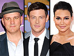 Cory Monteith 'Deserved a Long Life,' Says Glee Costar | Cory Monteith, Mike O'Malley, Naya Rivera