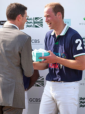 Royal Baby Watch: Prince William Plays Polo on Saturday