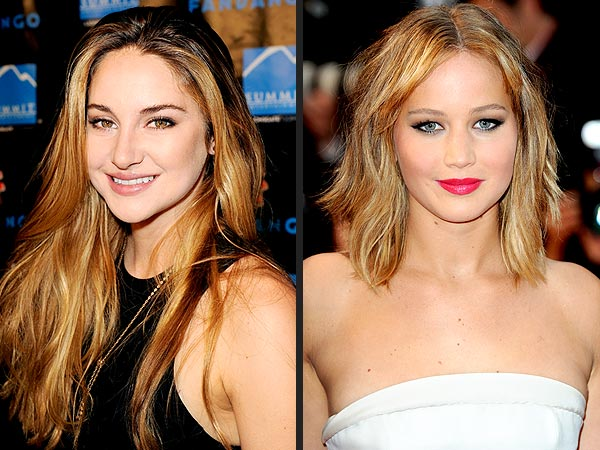 Shailene Woodley: Jennifer Lawrence Gave Me 'Really Beautiful Advice' About Fame