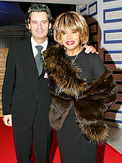 Tina Turner Finally Marries Partn