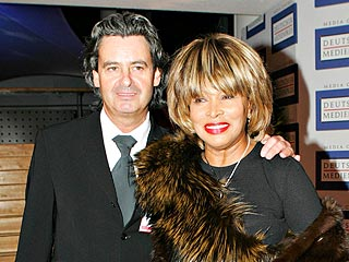 Tina Turner Throws Star-Studded Wedding Celebration | Tina Turner