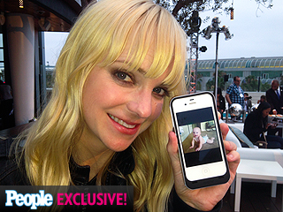Carrie Keagan's Comic-Con Blog: Anna Faris's Baby Pic & Party Blur | Anna Faris