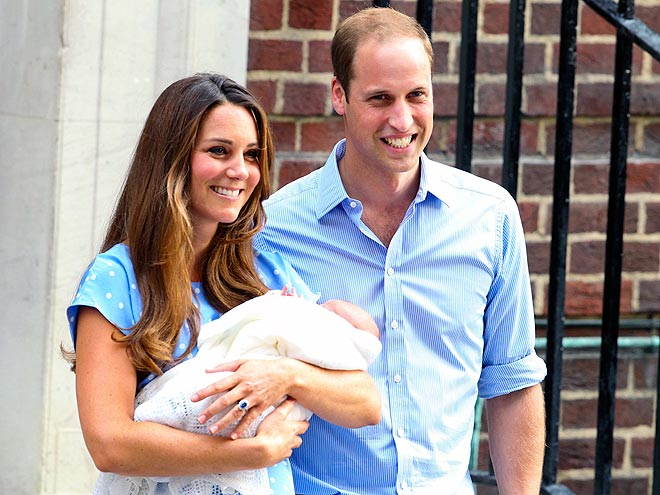 Royal Baby Name Expected to Inspire Thousands of Other Georges
