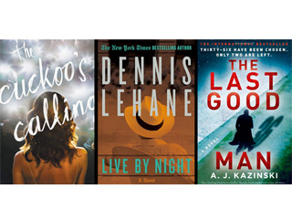 What We're Reading This Weekend: Up-All-Night Crime Fiction
