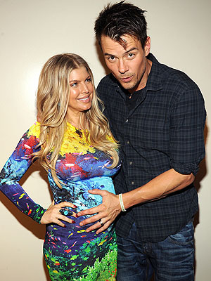 Fergie Celebrates Her Baby Shower