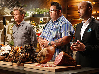 Talk About Fast Food! MasterChef Judges Make Two Gourmet Meals in 5 Minutes