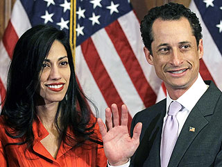 Anthony Weiner's Wife Considered Leaving Him, Source Says