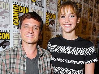 Josh Hutcherson: Jennifer Lawrence Is a 'Great Kisser' | Jennifer Lawrence, Josh Hutcherson