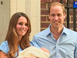 Little Prince George Hits the Road for Wales