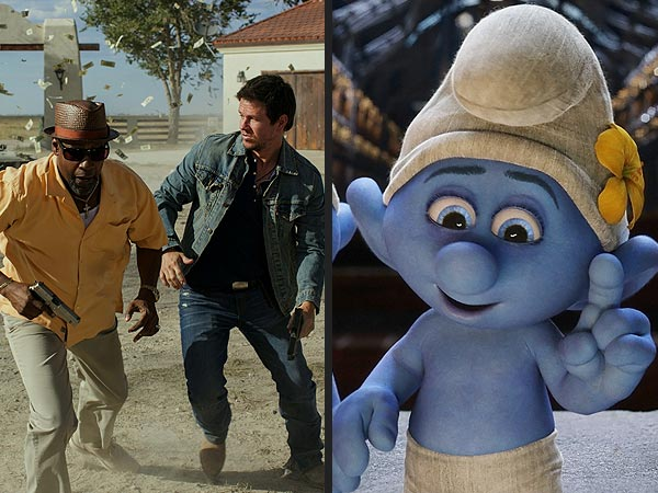 See This, Skip That: From 2 Guns to Smurfs 2