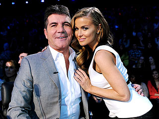 Simon's Ex Carmen Electra Says He'll Be a 'Fantastic' Father