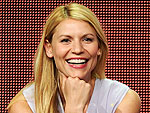 Claire Danes Felt 'Anxious' About Return to Work After Baby | Claire Danes