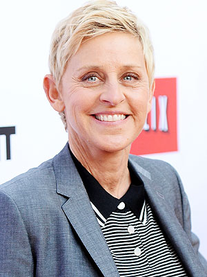 Ellen DeGeneres to Host Oscars for Second Time