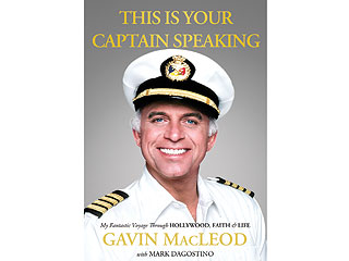 Nostalgia Sets Sail! The Love Boat's Gavin MacLeod Tells All in New Book