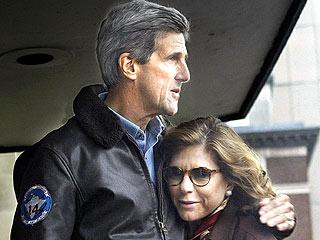 Teresa Heinz Kerry Released From Hospital