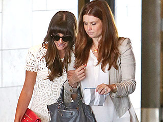 PHOTO: Lea Michele Steps Out in Beverly Hills | Lea Michele
