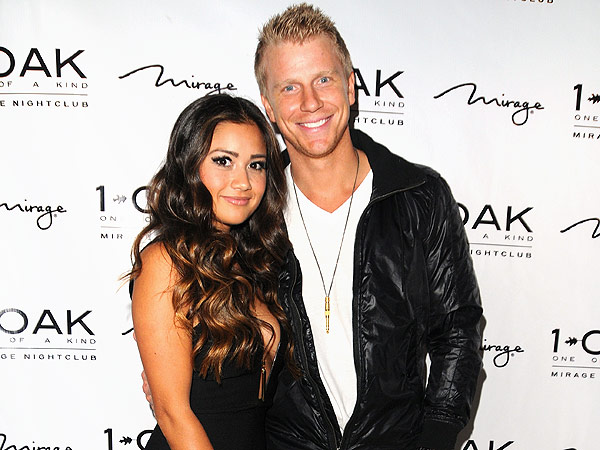 Sean Lowe & Catherine Giudici Go Separate Ways ... for Bachelor & Bachelorette Parties! | Sean Lowe