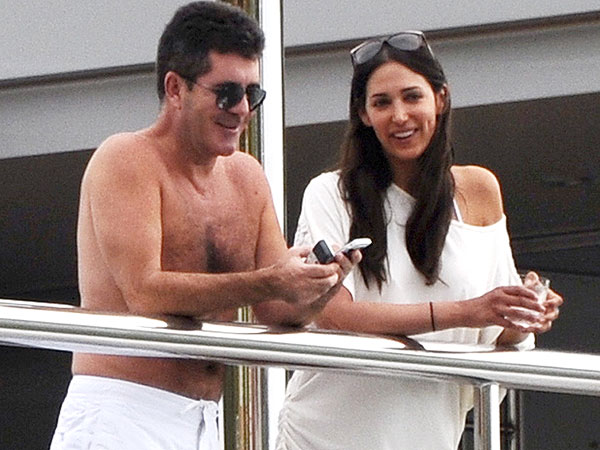 Simon Cowell Is Having a Baby with Lauren Silverman