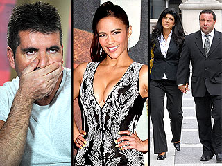 Simon Cowell Baby News Wows Readers, Housewives Indictments Spark Anger