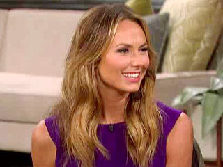 What Stacy Keibler Needs in a Man Post-George Clooney