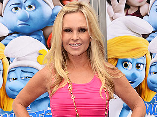 Watch RHOC's Tamra Barney Get Thrown Off a Mechanical Bull
