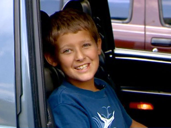 10-Year-Old Hero Grabs Control of Speeding Car After Great-Grandma Passes Out at the Wheel