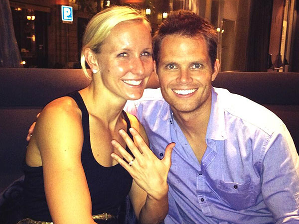 Olympian Jessica Hardy Accidentally Gives Away Bag Carrying Her Engagement Ring| Engagements, Real People Stories