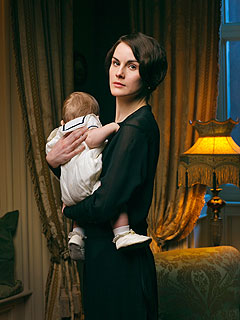 Michelle Dockery: Expect Downton Abbey's Lady Mary to Have Many Suitors