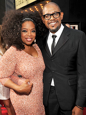 Forest Whitaker on Being Oprah Winfrey's Husband in The Butler