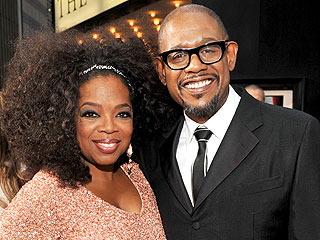 What's It Like Being Married to Oprah? | Forest Whitaker, Oprah Winfrey