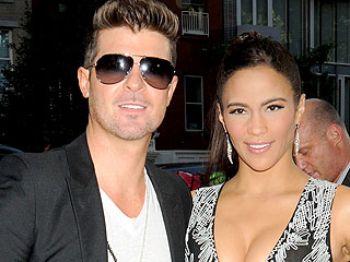 No Blurred Lines Here: How Robin Thicke Inspires His Wife, Son