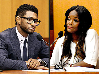 Usher's Ex Is 'Angry' But Doesn't Blame Him for Son's Pool Accident