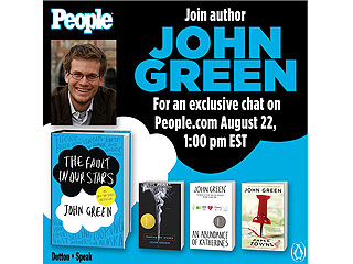 In Case You Missed It: Relive the Live Chat with Fault In Our Stars Author John Green