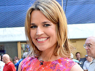 Today's Savannah Guthrie: I Would Love to Have Kids