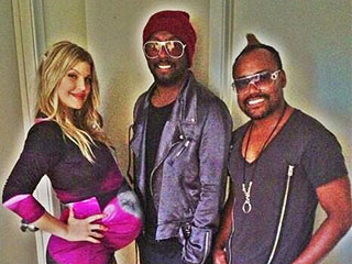 Oh Baby! Fergie Feted with a Second Shower | Fergie