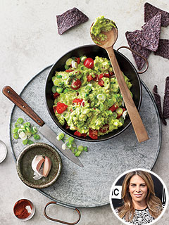 Try Jillian Michaels's Guacamole Recipe
