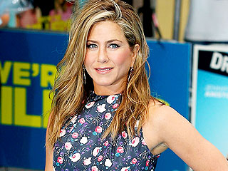 Readers Wowed by Jennifer Aniston's Floral Fashion