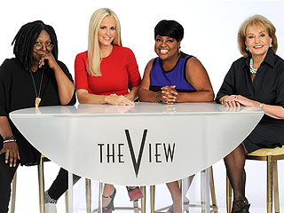 See Jenny McCarthy Get Silly with The View Girls