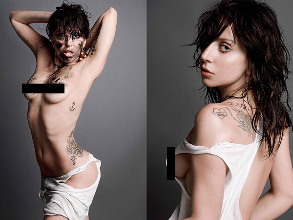 Lady Gaga Channels Her Troubled Teenage Self| Lady Gaga