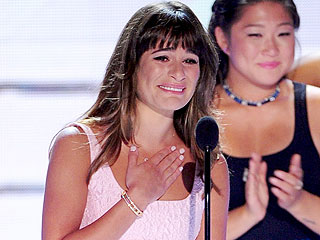 Lea Michele 'Brings Tears to My Eyes' & More Best Moments from Teen Choice | Lea Michele