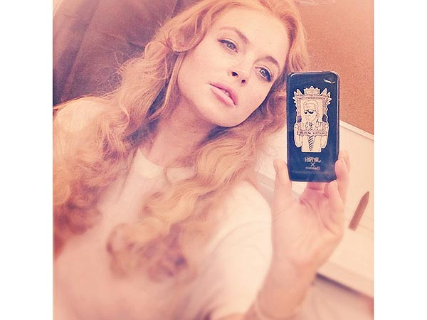 Lindsay Lohan Lands First Acting Gig Post-Rehab