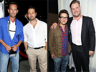 '90s Nostalgia: Stars from Beverly Hills, 90210 and Home Improvement Reunite