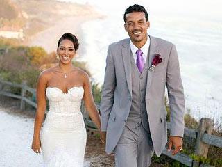 Inside L.A. Clippers Player Matt Barnes's Wedding to Gloria Govan